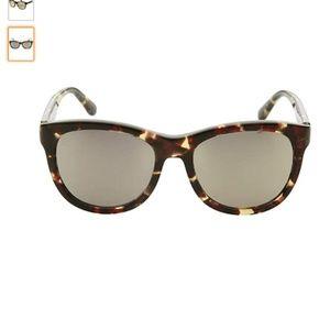 Authentic Salvatore Ferragamo Wayfarer Sunglasses